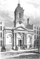 St Peter Le Poer, Old Broad Street